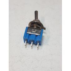 Тумблер 250V 3А (3c) ON-ON однополюсный  36-4010