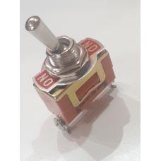 Тумблер 250V 6А (3c) ON-ON однополюсный 36-4111