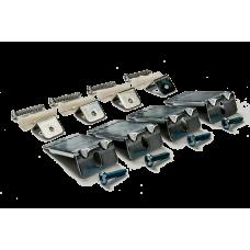 Комплект подвесов LP-КПП-Д потолочный длинный для панели светодиодной LLT