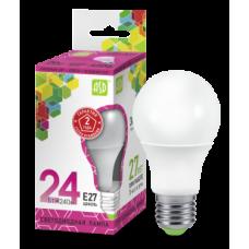 LED-A60-standard 24Вт 230В Е27 6500К 2160Лм