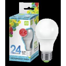 LED-A60-standard 24Вт 230В Е27 4000К 2160Лм