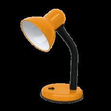 Светильник настольный под лампу СНО-02О на основании 60Вт E27 оранжевый (мягкая упаковка) IN HOME