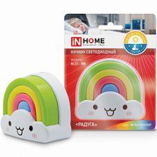 Ночник светодиодный NL01-RM Радуга 230В IN HOME