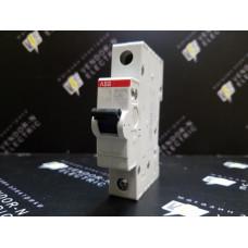 Автоматический выключатель ABB 1-полюсный SH201L C50 (автомат)