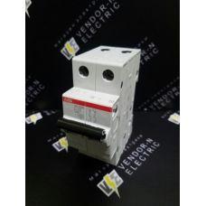 Автоматический выключатель ABB 2-полюсный SH202L C32 (автомат)