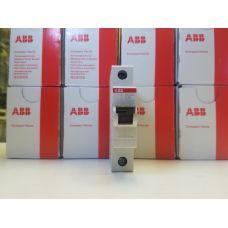 Автоматический выключатель ABB 1-полюсный SH201L C10 (автомат)
