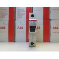 Автоматический выключатель ABB 1-полюсный SH201L C40 (автомат)