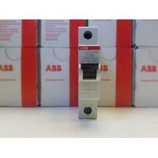 Автоматический выключатель ABB 1-полюсный SH201L C6 (автомат)