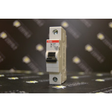 Автоматический выключатель ABB 1-полюсный S201 C1 (автомат)