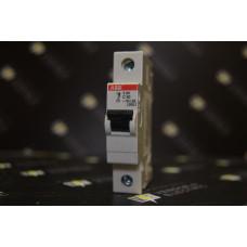 Автоматический выключатель ABB 1-полюсный S201 C50 (автомат)
