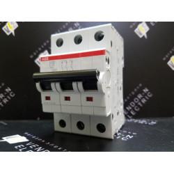 Автоматический выключатель ABB 3-полюсный S203 C13 (автомат)