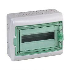 Пылевлагозащищенный корпус щита Kaedra 12 модулей