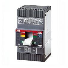 ABB Tmax Выключатель автоматический XT1B 160 TDM 100-1000 3p F F