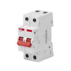 Выключатель нагрузки ABB 2P, 16A, BMD51216