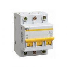 Автоматический выключатель ВА47-29 3Р 40А 4,5кА характеристика C