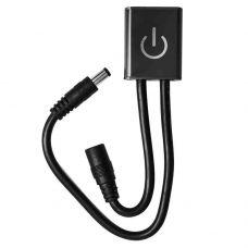 04-06 Выключатель с ИК-датчиком, 12/24В, 72/144Вт, 6А, вход. кабель 100 мм, выход. 200 мм, размер 30.8 х 8.7 х38 мм