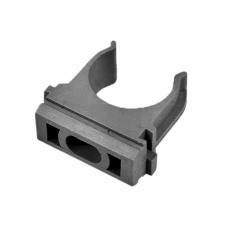 T-plast Крепеж-клипса 20 мм черный