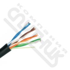 PLEXUS UTP data cable 4PR 24AWG CAT 5E version STANDART type A