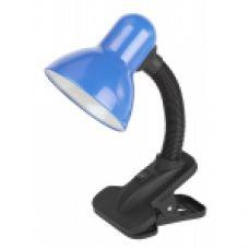 ЭРА наст.светильник N-212-E27-40W-BU синий