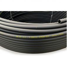 Труба жесткая гладкая ПНД 16т/2,0мм (диаметр бухты 0,75м)