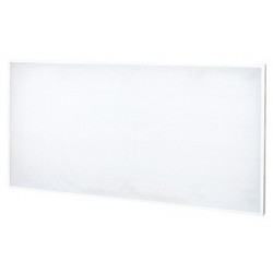 Накладной светодиодный светильник LC-NSZS-80WW 1195x595x58 80W Теплый белый