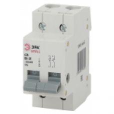 SIMPLE-mod-56 ЭРА SIMPLE Выключатель нагрузки 1P 25А ВН-29 (12/180/5040)