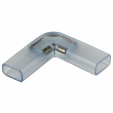 Муфта соединительная L для светодиодной ленты 220В, 14.5х7.5мм