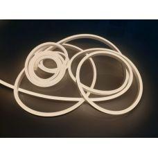 LEDS POWER Неон ПВХ СТАНДАРТ 8*16 9Вт/м 12В в блистере (5м) холодный белый
