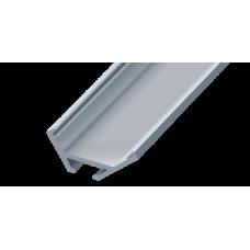 Профиль угловой 2м СПУ1616 (алюминий) (цена за 1м)