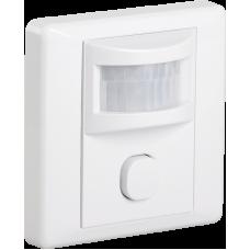 Настенный детекторный выключатель LX 19C белый