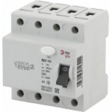 ЭРА Pro Устройство защитного отключения NO-902-67 УЗО ВД1-63 3P+N 16А 300мА (45/810)