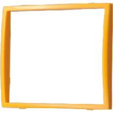 Lezard вставка 1-я желтая