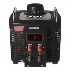 ЛАТР ЭНЕРГИЯ Black Series 1Ф TDGC2-5кВА 15А (0-300V) цифр.