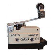Концевой выключатель AZ-7124 роликовый рычаг 10А 1НО+1НЗ IP65 ЭНЕРГИЯ