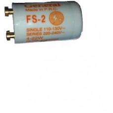 GENERAL Стартер FS - 2(127V) (латунный пин)