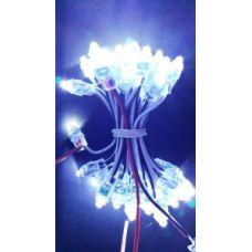 LEDS POWER Светодиодный пиксель 0.2W 12V IP67 белый