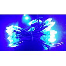 LEDS POWER Светодиодный пиксель 0.2W 12V IP67 голубой