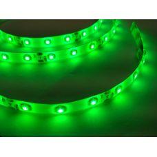 LineST лента светодиодная 4,8W/m SMD 2835 12V 60LED/m зеленая силикон