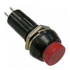 Кнопка YL232-03 d11мм квадратная красная цилиндр 1НО (100шт/упак) ЭНЕРГИЯ