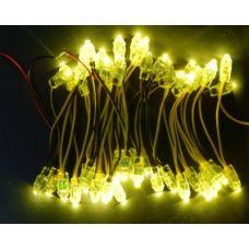 LEDS POWER Светодиодный пиксель 0.2W 12V IP67 желтый