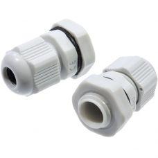 Кабельный ввод PG7 диаметр кабеля 3-6,5мм IP 68 (коннектор) ЭНЕРГИЯ