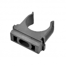 T-plast Крепеж-клипса 16 мм черный