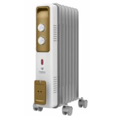 Масляный радиатор электрический Timberk ECO 1000W
