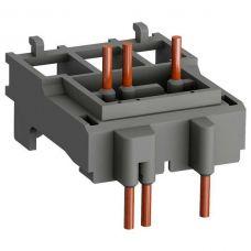 Адаптер BEA16-4 для соединения с мотор-автоматами MS116, MS132 до 16А