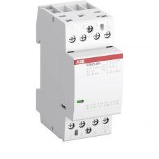 Контактор ESB25-22N-06 модульный (25А АС-1, 2НО+2НЗ), катушка 230В AC/DC
