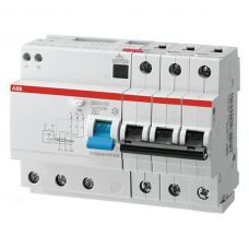 Авт.диф.тока 5мод. DS203 AC-C25/0,03