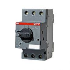 Автоматич.выключ. MS116-0.63 50 кА с регулир. тепловой защитой 0,40A-0,63А Класс тепл. расцепит. 10